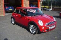 2006 MINI HATCH ONE 1.6 ONE 3d 89 BHP £3650.00