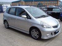 2006 HONDA JAZZ 1.3 DSI SPORT 5d AUTO 82 BHP £2995.00