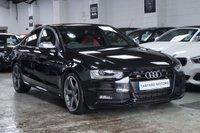 2012 AUDI S4 3.0 QUATTRO BLACK EDITION 4d AUTO S Tronic 329 BHP £25995.00