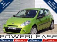 2009 RENAULT CLIO 1.1 EXTREME 3d 74 BHP £3380.00