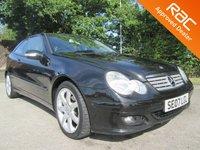 2007 MERCEDES-BENZ C CLASS 2.1 C200 CDI SE SPORTS 3d AUTO 121 BHP £3450.00