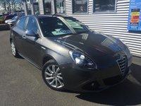 2013 ALFA ROMEO GIULIETTA 1.6 JTDM-2 VELOCE 5d 105 BHP £9980.00