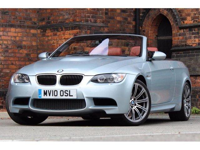 2010 10 BMW M3 4.0 V8 DCT 2dr