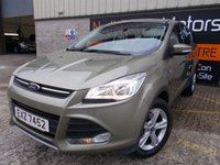 USED 2013 FORD KUGA 2.0 ZETEC TDCI 5d 138 BHP Brilliant SUV, Economical Diesel, Finance Available