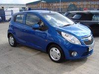 2010 CHEVROLET SPARK 1.0 LS 5d 67 BHP £2495.00