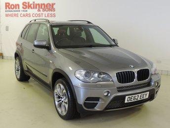 2012 BMW X5 3.0 XDRIVE30D SE 5d AUTO 241 BHP £21499.00