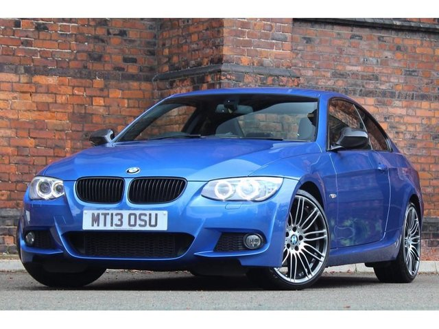2013 13 BMW 3 SERIES 2.0 320d M Sport 2dr