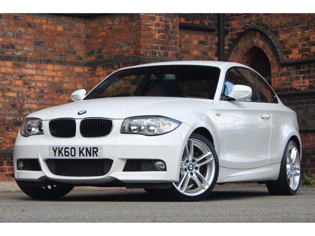 2010 60 BMW 1 SERIES 2.0 123d M Sport 2dr **TWIN TURBO DIESEL** FBMWSH **