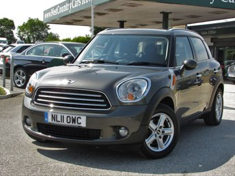2011 MINI COUNTRYMAN 1.6 COOPER 5d 122 BHP £10000.00