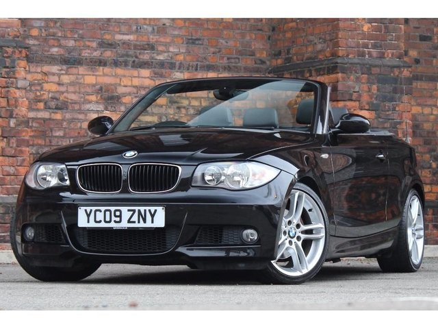 2009 09 BMW 1 SERIES 3.0 125i M Sport 2dr **FINANCE AVAILABLE** ASK FOR MORE DETAILS