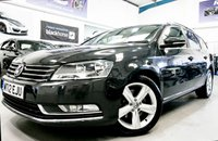 2012 VOLKSWAGEN PASSAT 2.0 SE TDI BLUEMOTION TECHNOLOGY 5d [B/TOOTH+�30 TAX+CLIMATE+DAB+ALLOYS] £8150.00