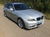 2010 BMW 3 SERIES 320D M SPORT BUSINESS EDITION TOURING £7995.00