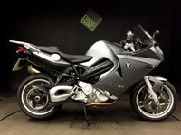 2008 BMW F800ST 08. 8662. FSH. ABS. H GRIPS. EXCELLENT COND £3500.00