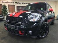 2012 MINI COUNTRYMAN 2.0 COOPER SD ALL4 5d 141 BHP £10990.00