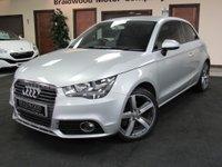 2012 AUDI A1 1.6 TDI SPORT 3d 103 BHP £9750.00