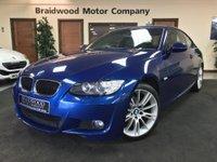 2009 BMW 3 SERIES 2.0 320I M SPORT 2d 168 BHP £SOLD