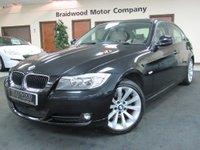 2010 BMW 3 SERIES 2.0 320D SE BUSINESS EDITION 4d 181 BHP £9950.00