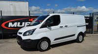 2014 FORD TRANSIT CUSTOM 2.2 290 LR  £7995.00