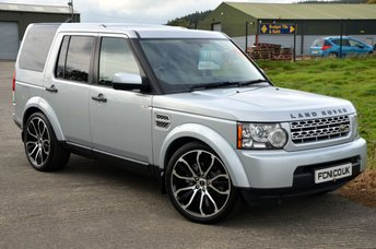 2009 LAND ROVER DISCOVERY 4 3.0 TDV6 GS 5d AUTO 245 BHP £16750.00
