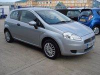 2009 FIAT GRANDE PUNTO 1.4 ACTIVE 8V 3d 77 BHP £2950.00