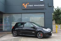 USED 2009 59 RENAULT CLIO 2.0 RENAULTSPORT 3d 197 BHP CUP CHASSIS, FULL SERVICE HISTORY, CAMBELT CHANGED