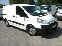 2011 CITROEN DISPATCH 1.6 HDI 90PS 1000KG SWB £4995.00