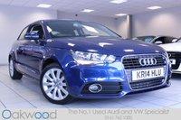 2014 AUDI A1 1.6 TDI SPORT 3d 103 BHP £10985.00