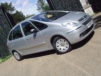2008 CITROEN XSARA PICASSO 1.6 PICASSO DESIRE HDI 5d 89 BHP £2999.00