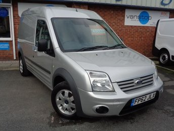 2012 FORD TRANSIT CONNECT 1.8 T230 LIMITED HR VDPF 1d 109 BHP £5500.00