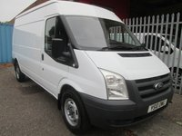 2010 FORD TRANSIT 350 LWB Medium roof 100PS RWD *ONLY 40000 MILES* £SOLD