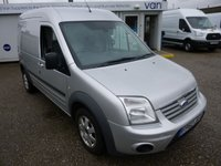 2012 FORD TRANSIT CONNECT 1.8TDCi T230 LIMITED High Roof 110 BHP - Moondust Silver - £7295.00