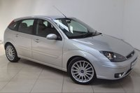 USED 2002 02 FORD FOCUS 2.0 ST 170 5d 173 BHP