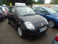 2007 CITROEN C2 1.1 AIRPLAY PLUS 3d 60 BHP £2199.00