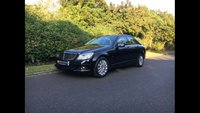 USED 2010 10 MERCEDES-BENZ C CLASS 1.8 C180 CGI BLUEEFFICIENCY ELEGANCE 4d AUTO 156 BHP