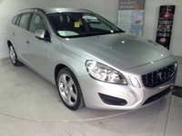 2011 VOLVO V60 2.0 D3 SE 5d 161 BHP £11000.00