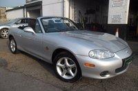 2003 MAZDA MX-5 1.8 I 2d 144 BHP £3000.00