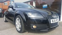 2010 AUDI TT 2.0 TDI QUATTRO 3d 170 BHP £12499.00