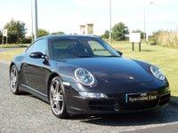 2006 PORSCHE 911 3.8 CARRERA 4 TIPTRONIC S 2d AUTO 350 BHP £30990.00