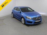 2013 MERCEDES-BENZ A CLASS 1.8 A180 CDI BLUEEFFICIENCY AMG SPORT 5d AUTO 109 BHP £14950.00