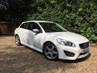 2012 VOLVO C30 2.0 R-DESIGN 3d 145 BHP £8789.00
