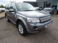 2012 LAND ROVER FREELANDER 2.2 SD4 GS 5d AUTO 190 BHP £11290.00