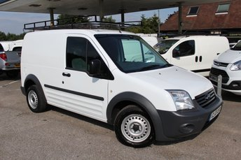 2012 FORD TRANSIT CONNECT 1.8 T200 LR 1d 74 BHP £5995.00