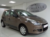 2010 RENAULT SCENIC 1.6 EXTREME VVT 5d 109 BHP £5295.00