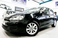 2012 VOLKSWAGEN GOLF 2.0 MATCH TDI BLUEMOTION TECHNOLOGY 5d [B/TOOTH+PARKING+R/CAM+ALLOYS] £7650.00
