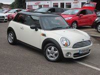 2009 MINI HATCH COOPER 1.6 COOPER D 3d 108 BHP £4995.00