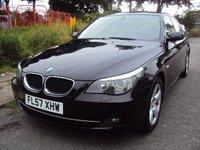 2007 BMW 5 SERIES 2.0 520D SE 4d 161BHP £5690.00