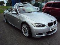 2007 BMW 3 SERIES 2.0 320I M SPORT 2d 168 BHP £7100.00