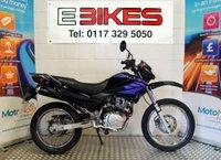 2004 HONDA XR 125 L -4 £1795.00