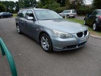 2004 BMW 5 SERIES 2.5 525I SE TOURING 5d AUTO 190 BHP £2750.00