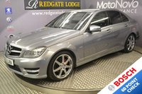 2012 MERCEDES-BENZ C CLASS C250 CDI BLUEEFFICIENCY SPORT AUTO  £13994.00